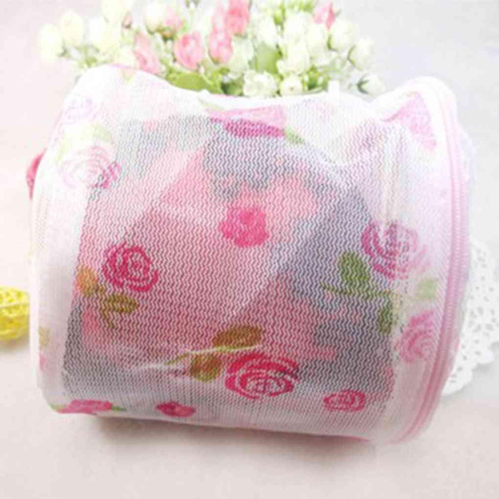 Washing Mesh Underwear Bag, Net Bra Laundry Bag