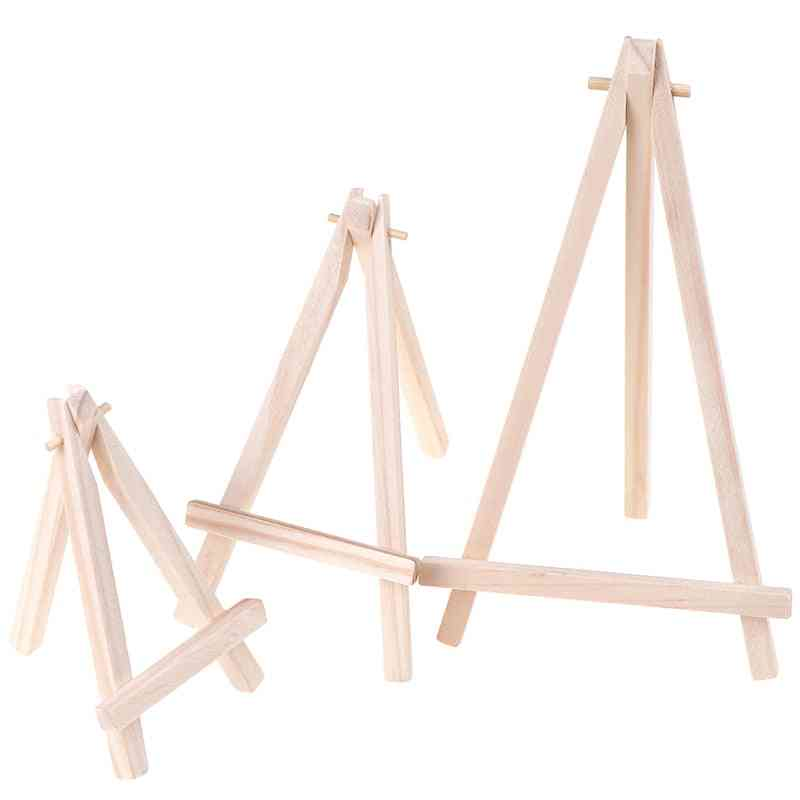 Wood Painting Easel For Photo