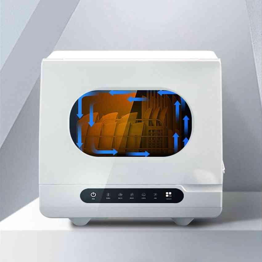 Dishwasher, Household Desktop Disinfection Storage Cabinet, Dryer