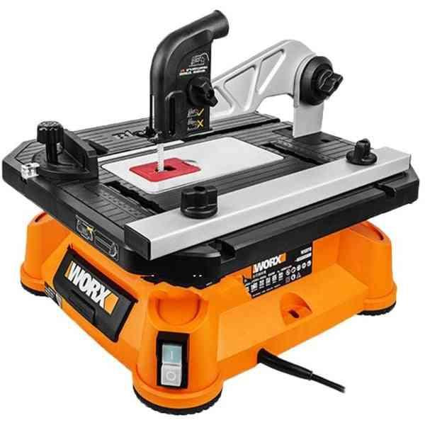 Multi-function Table Saw Jigsaw Chainsaw Cutting Machine
