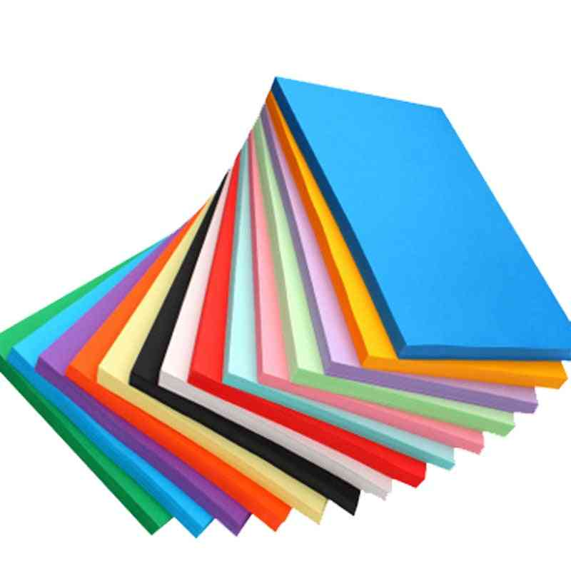 Colorful Copy Paper, Print Copy Paper Hand-off Drawing Paper