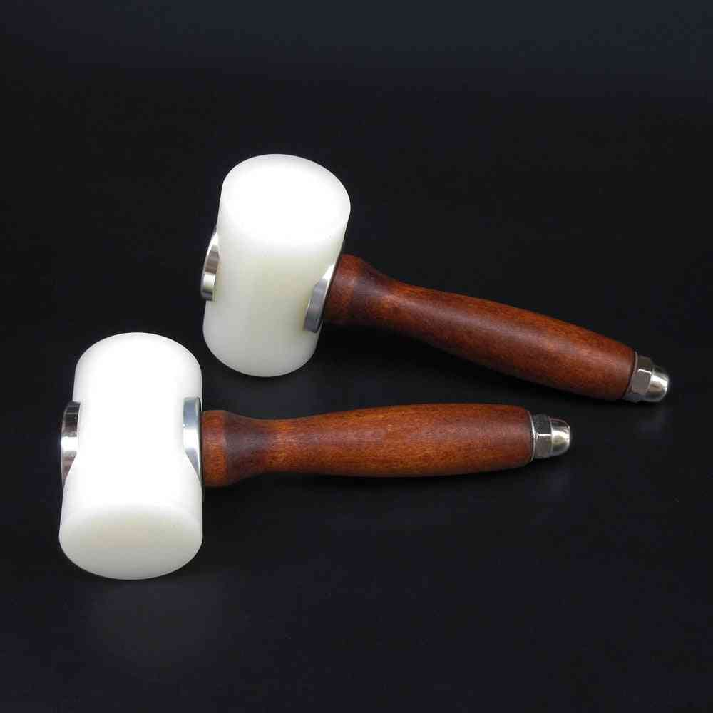 Sanbest Leather Carving Craft Hammer Tool Kit
