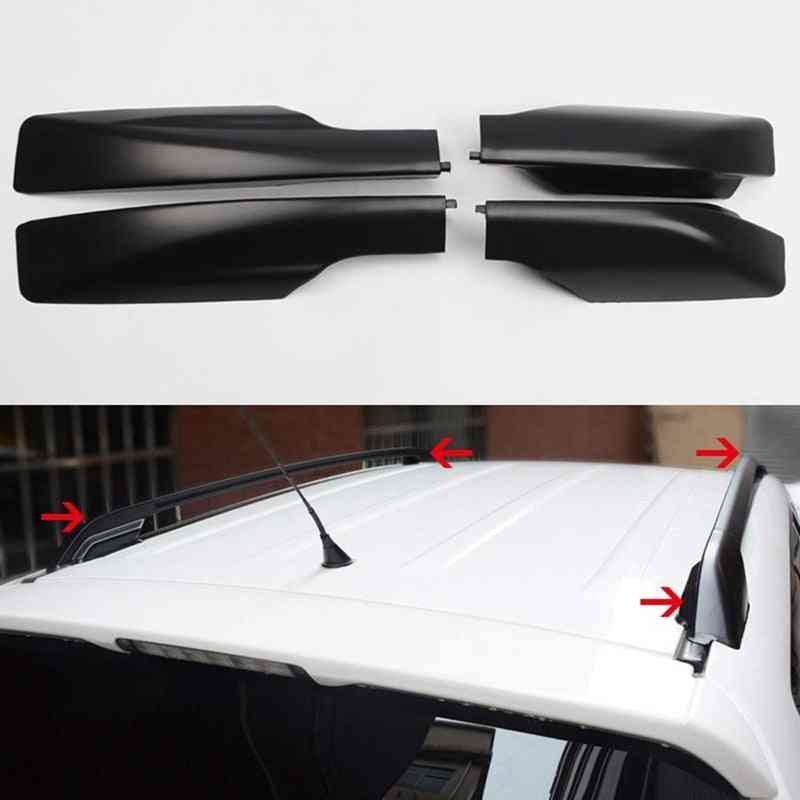 Roof Rack Rails End Cap Protection Cover Shell