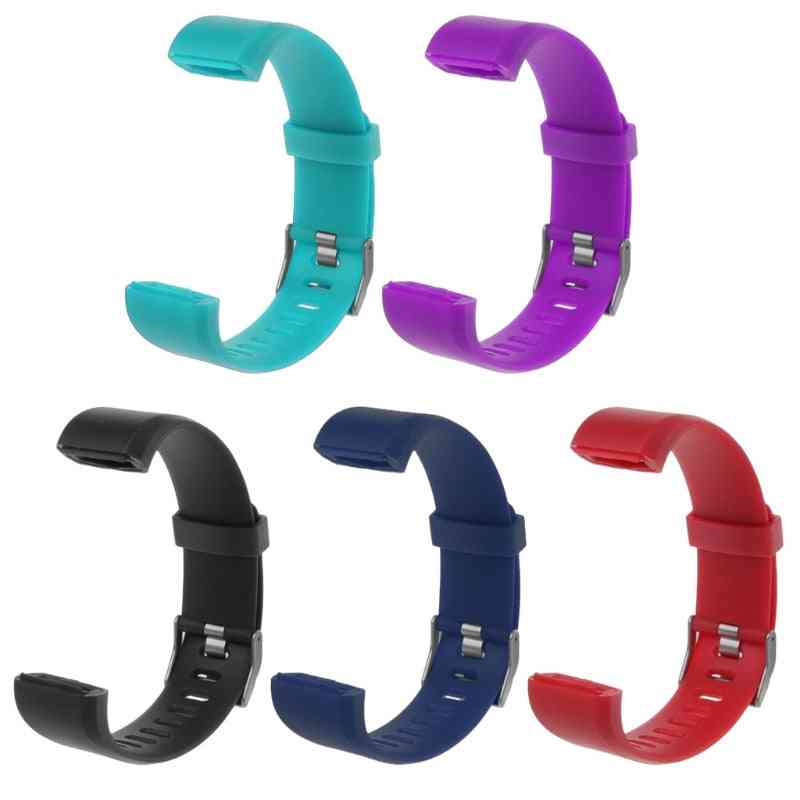 Wrist Band Strap, Replacement Silicone Watchband, Smart Watch Bracelet