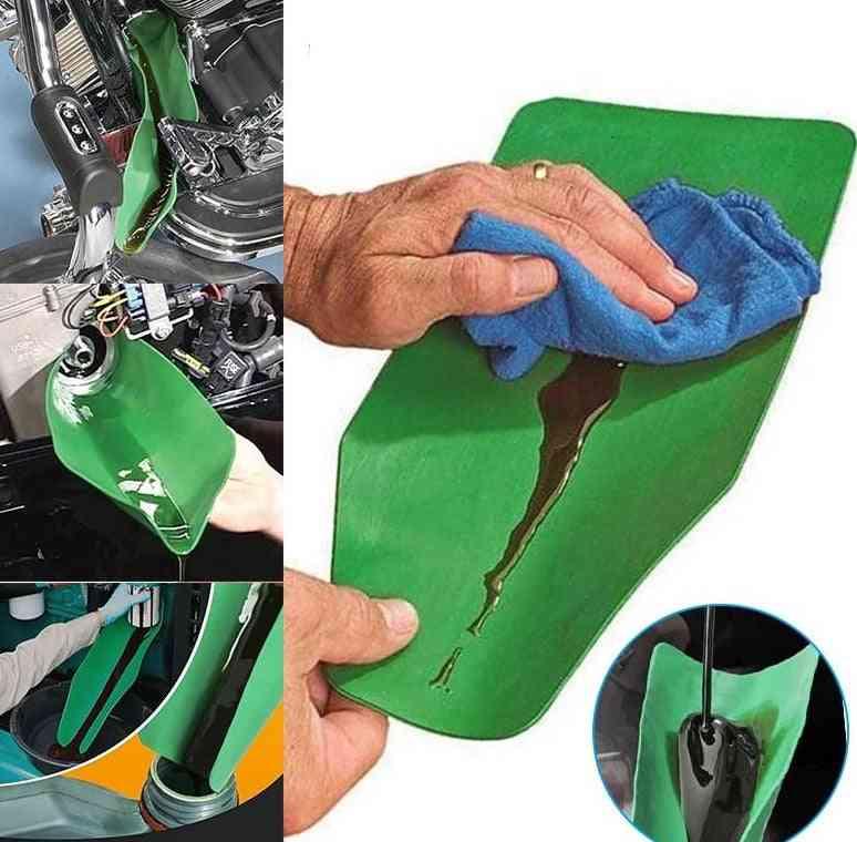 Hot Flexible Draining Tool