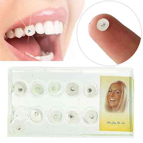 Shiny Imitation Crystal Oral Dental Teeth
