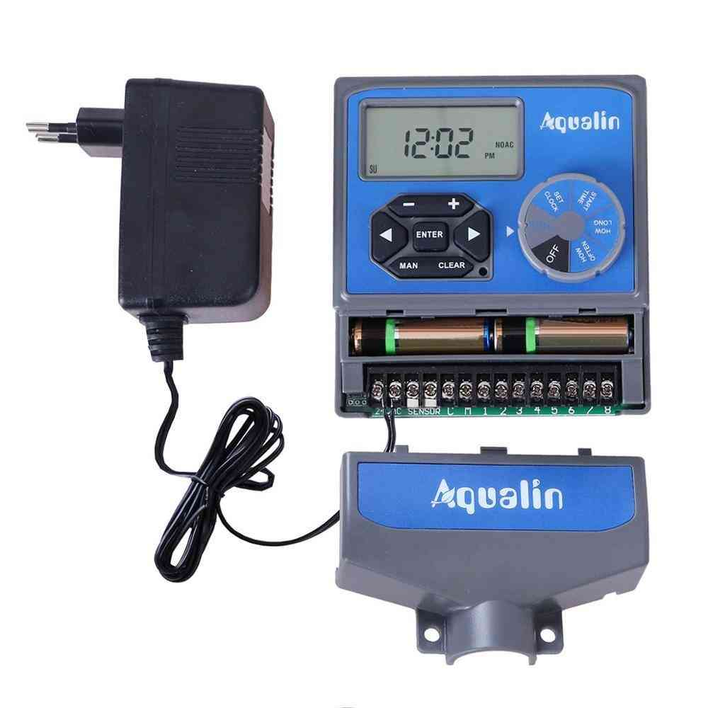Automatic Irrigation  Input Controller Water Timer Watering System