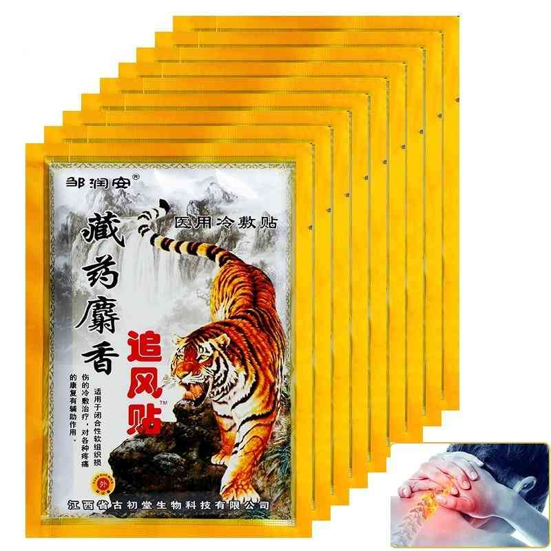 Tiger Balm Pain Patch Muscle Shoulder Neck Arthritis Chinese Herbal