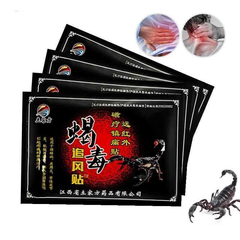 Scorpion Venom Pain Relief Plaster