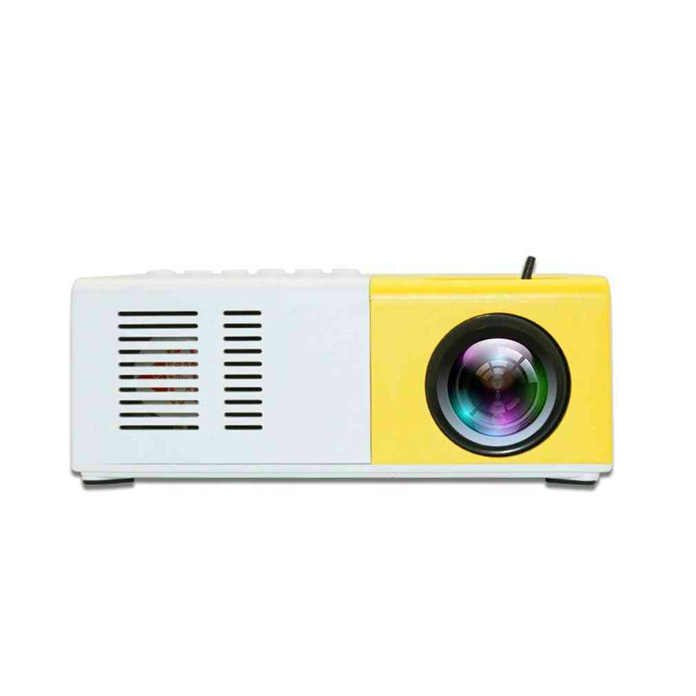 Led Portable Handheld Projector