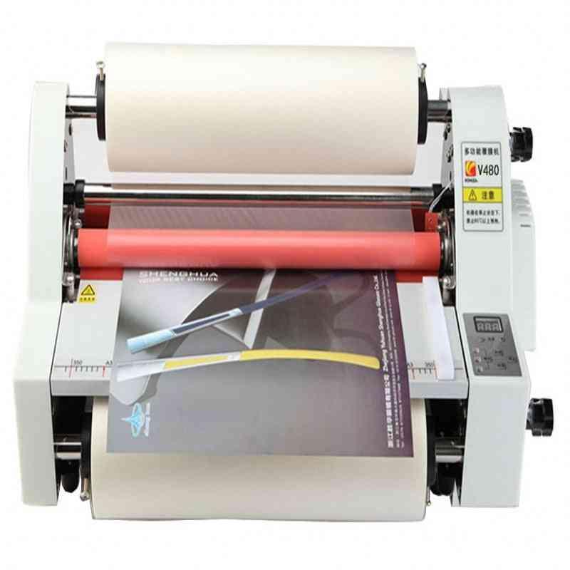 New Hot Roll Laminator Machine
