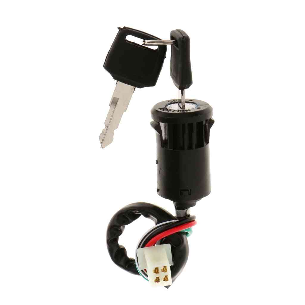 Pin Wire Ignition Key Switch