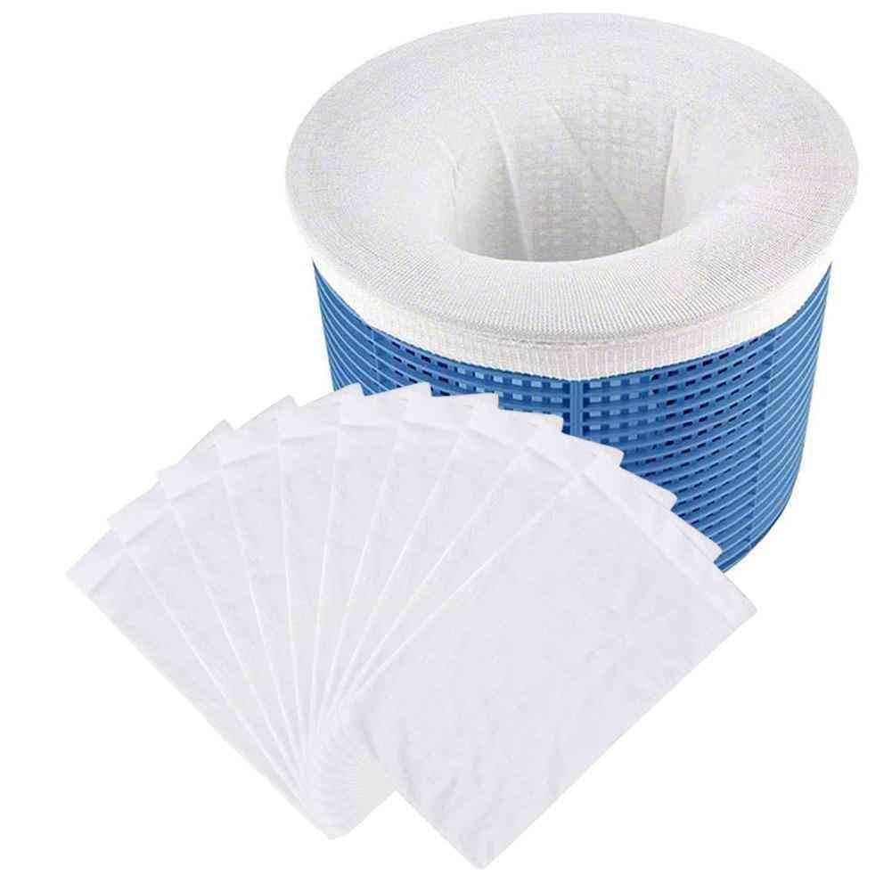 Nylon Swimming Pool Filter Socks For Baskets