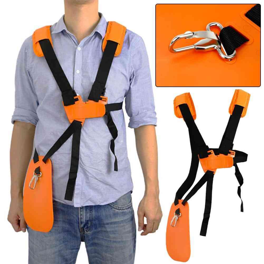 Adjustable Strimmer Double Breasted Shoulder Harness Strap