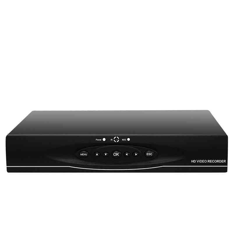 Ahd 1080p Dvr H.265 4ch 8ch P2p Cloud Video Recorder