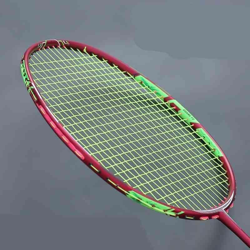 Full Carbon Fiber Lightest Badminton Racket