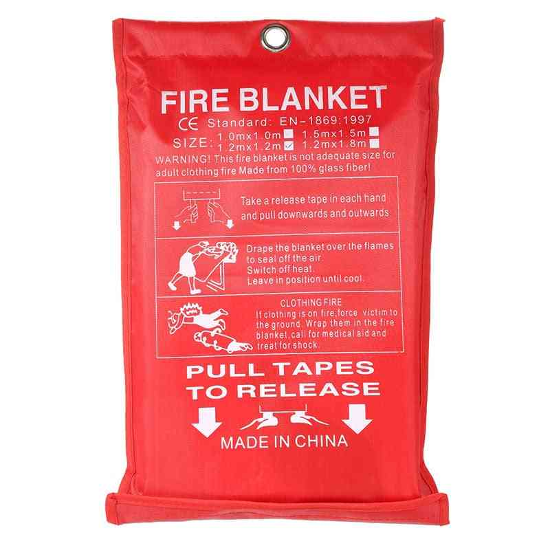 Fire Extinguishers Tent Boat Emergency Survival Fire Shelter Safety Cover