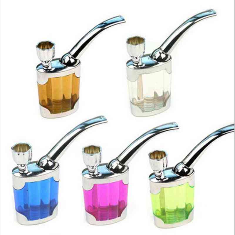 New Resin Hookah Water Filter Dual-purpose Cigarette