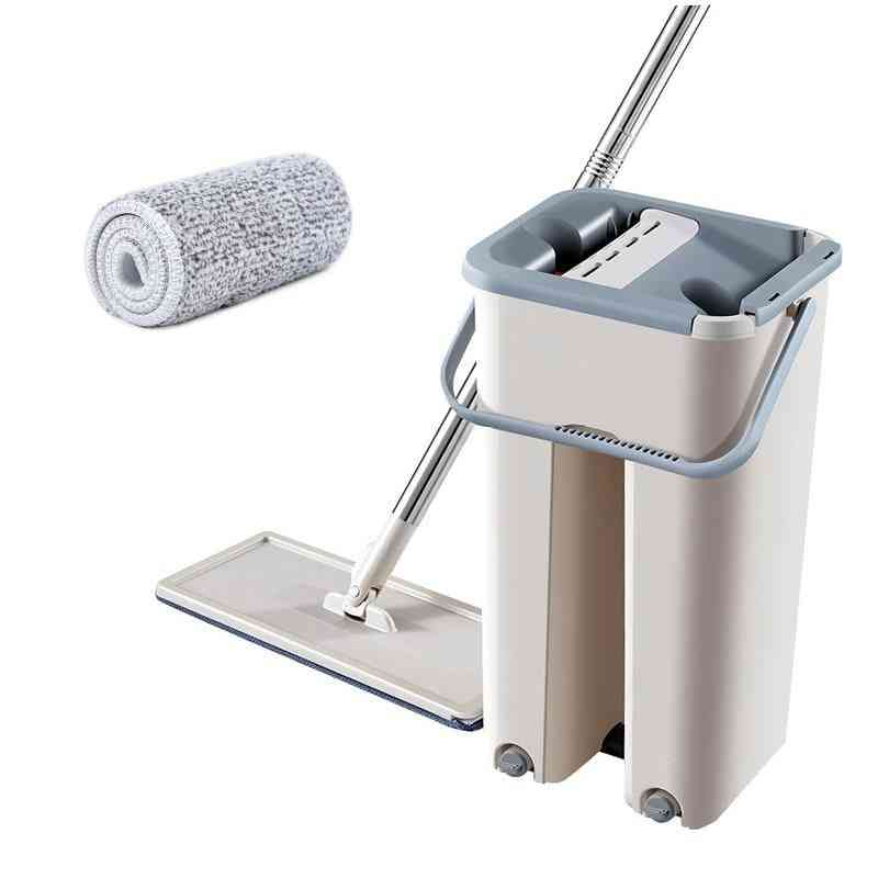 360 Rotating Magic Mop With Squeezing Floor Cleaner Mop Household Cleaning Tool