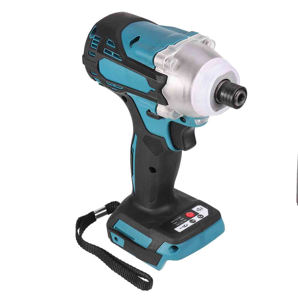 Li-ion Brushless Cordless, Electric Screwdriver, Electric Wrench