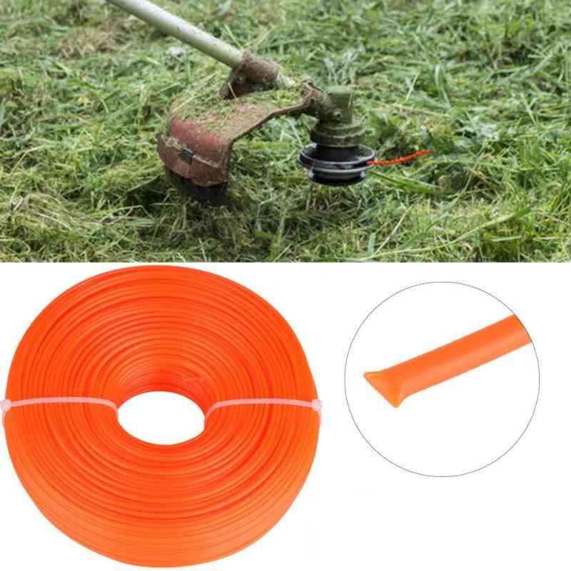Trimmer Line, Nylon Cord Wire, Round String Petrol Grass Trimmer