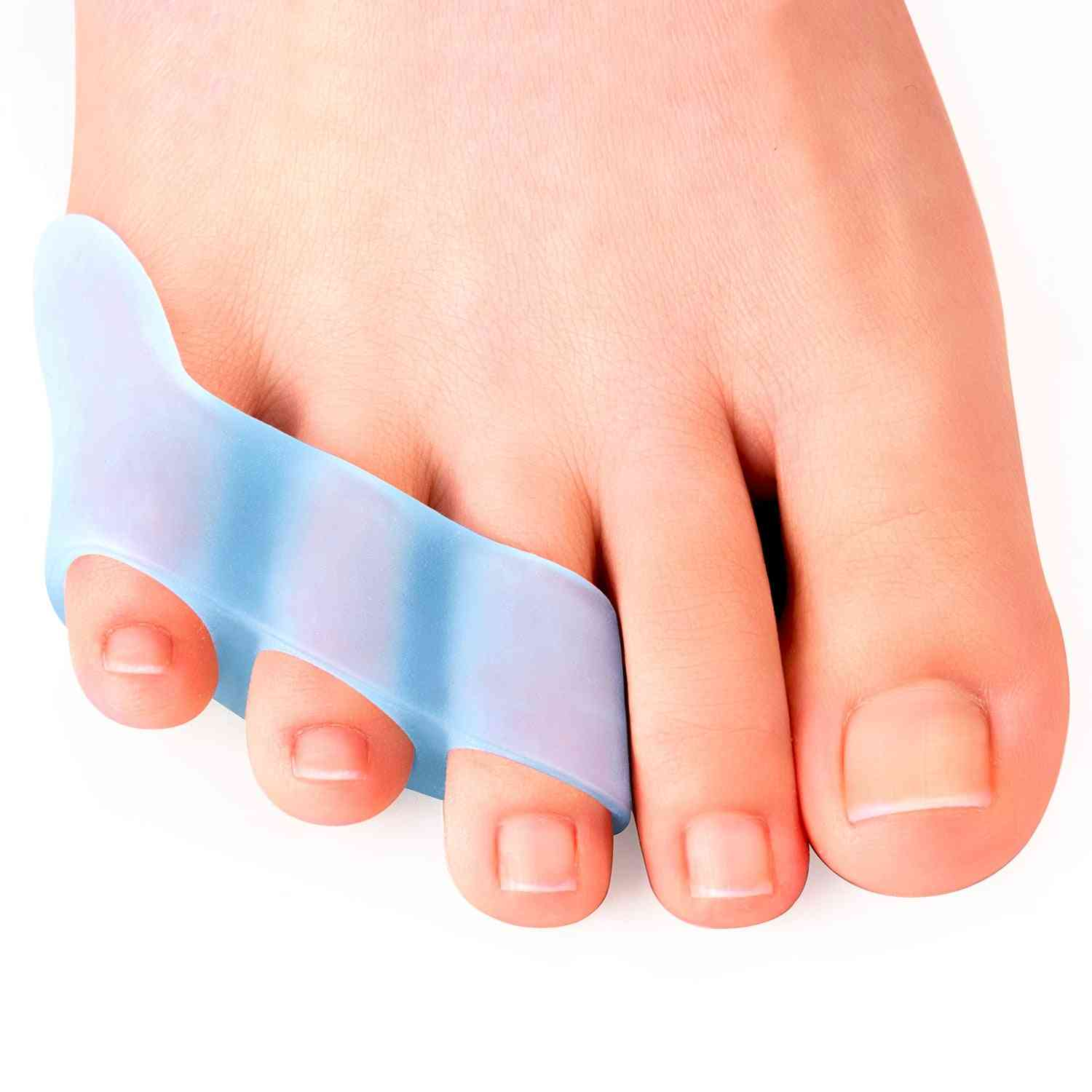 Three-hole Little Toe Separator Overlapping Toes Bunion