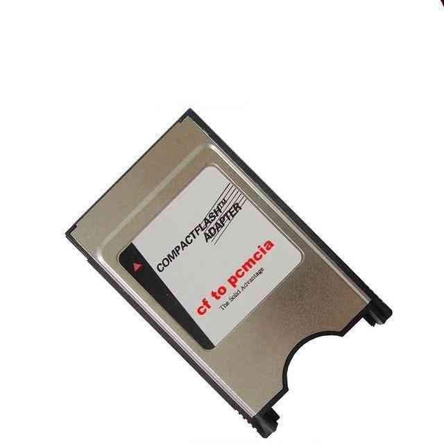 Cf Card To Pcmcia 68 Pin Compact Flash Reader Adapter