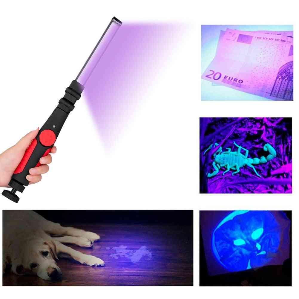 Uv Light Ultraviolet Lamp Portable Handheld For Home Bedroom Toilets Cleaning