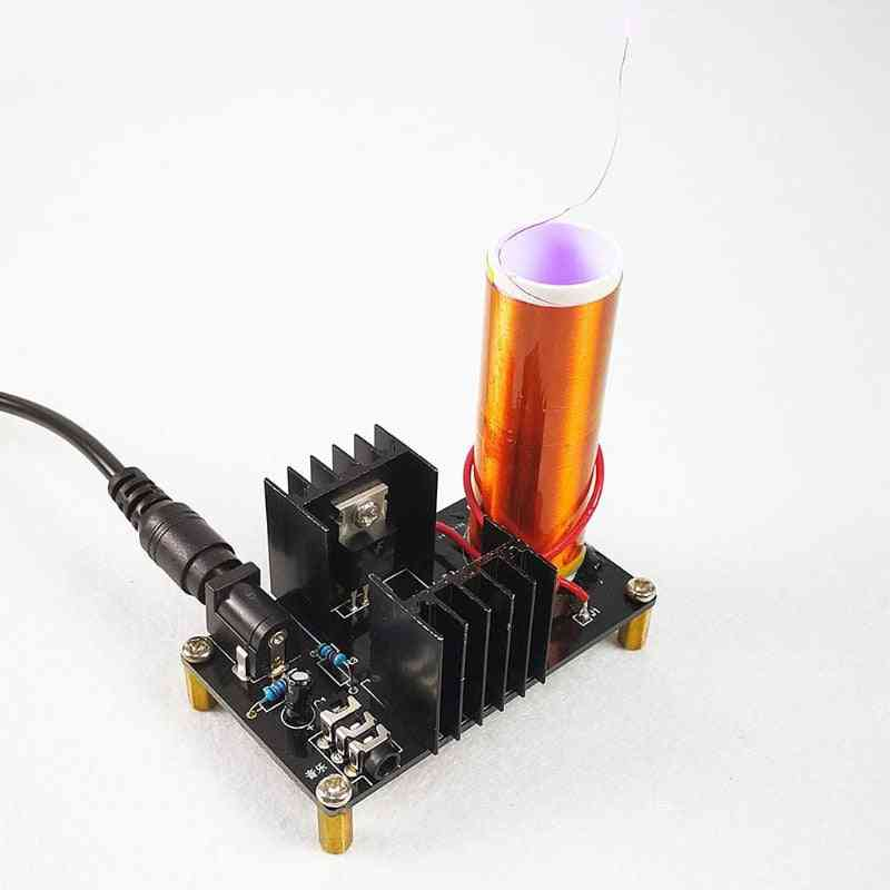 Mini Music Tesla Coil Plasma Speaker Tesla Wireless Transmission Diy Coil Kit