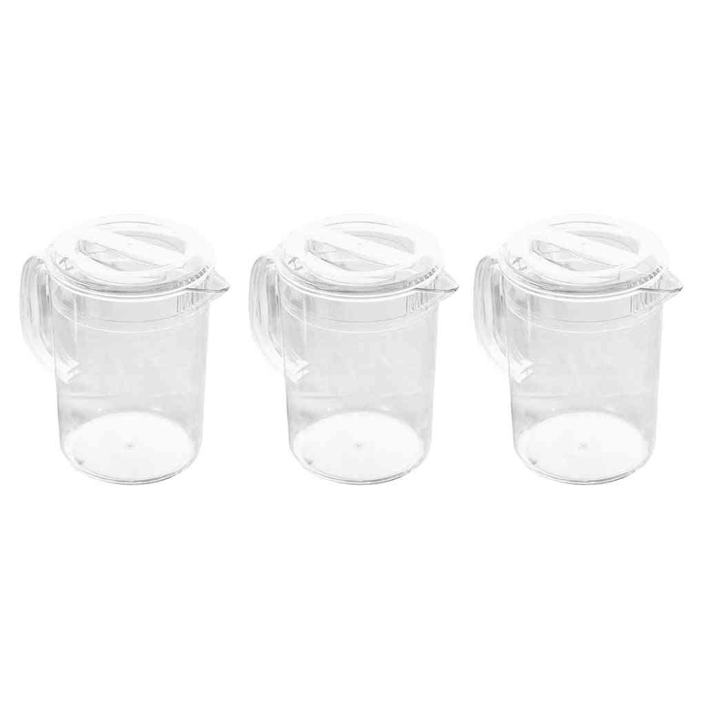 1.5l Water Jug Juice Carafe Coffee Pot