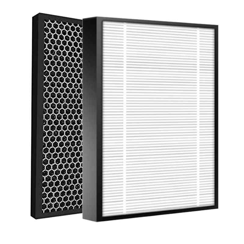 Hepa Filter And Carbon Filter For Sharp Air Purifier
