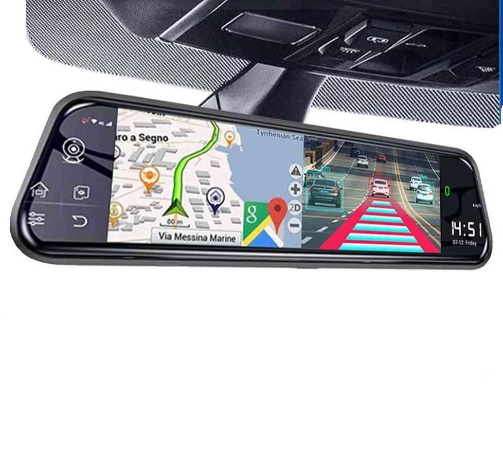 Rearview Mirror Auto Recorder