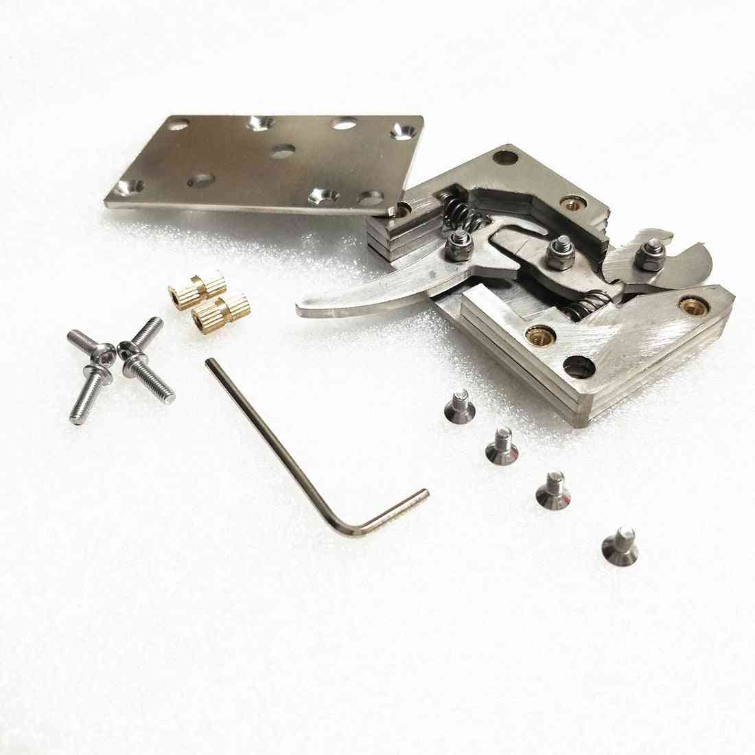 Stainless Steel Crossbow Trigger 60 Llbs