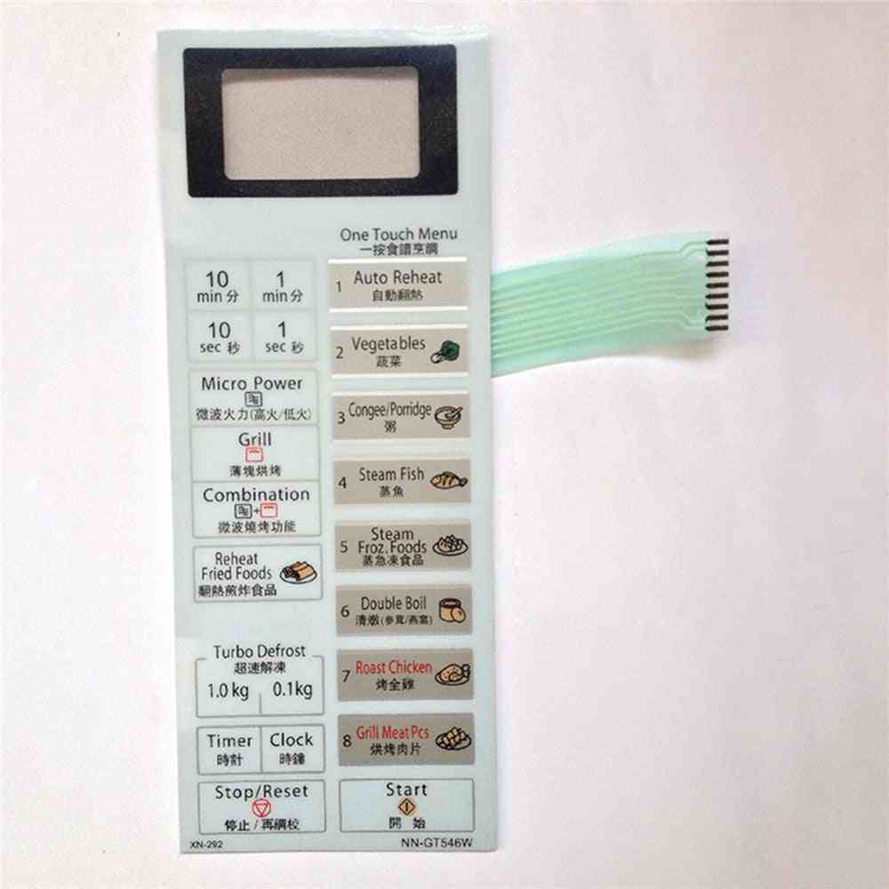 Microwave Oven Membrane Switch