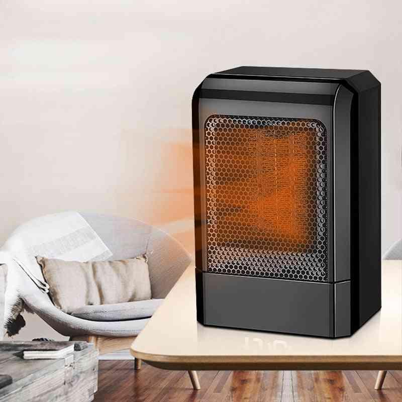 500w Portable Electric Heater Mini Electric Heater Ptc Ceramic Fast Heating Heater Office Desktop Convector Electric Warmer