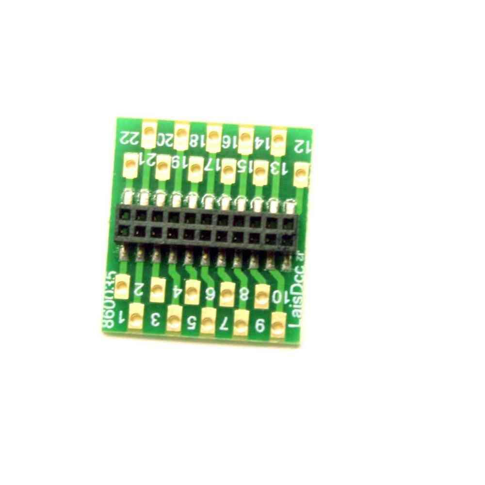 Decoder Hard Wire Circuit