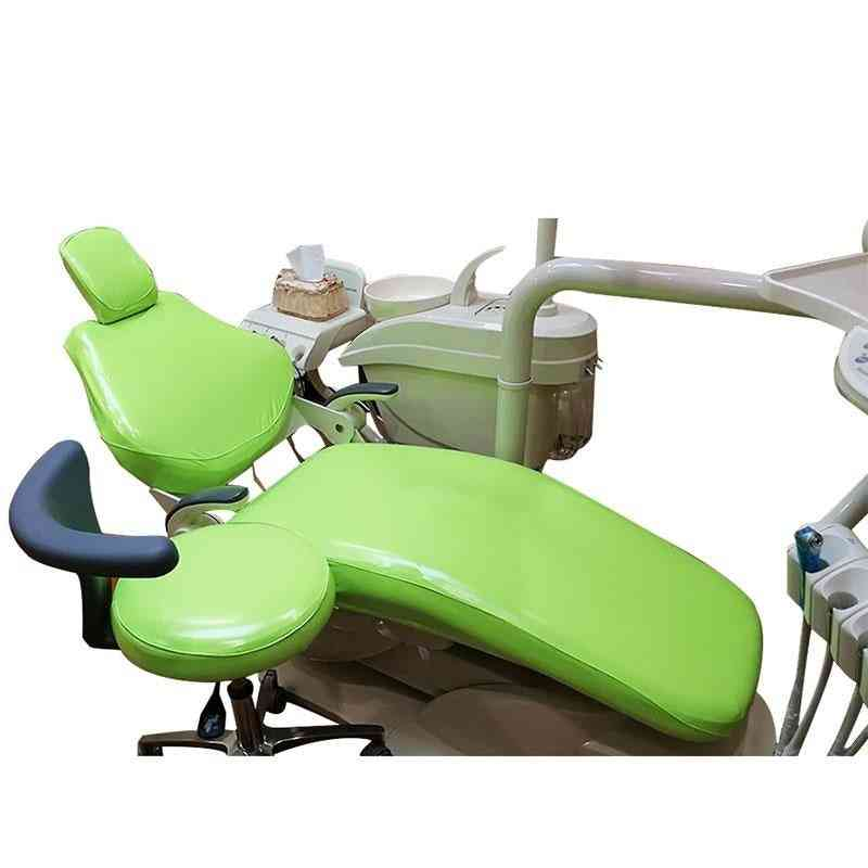 Dental Chair Seat Cover Elastic Protective Case Protector Dentist Equipment Set
