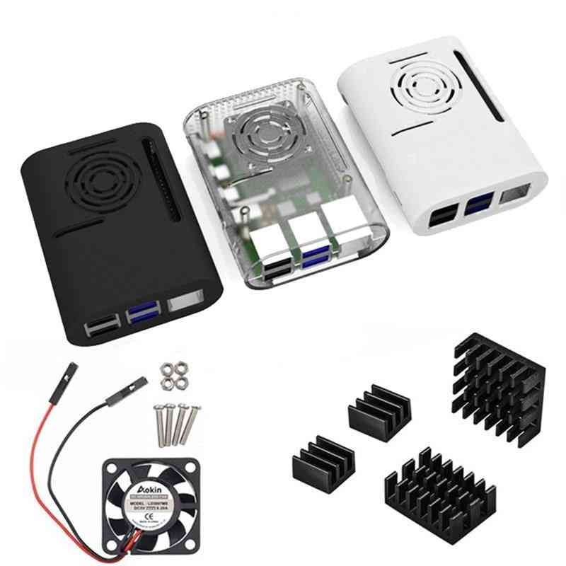 Case Compatible With Raspberry Pi