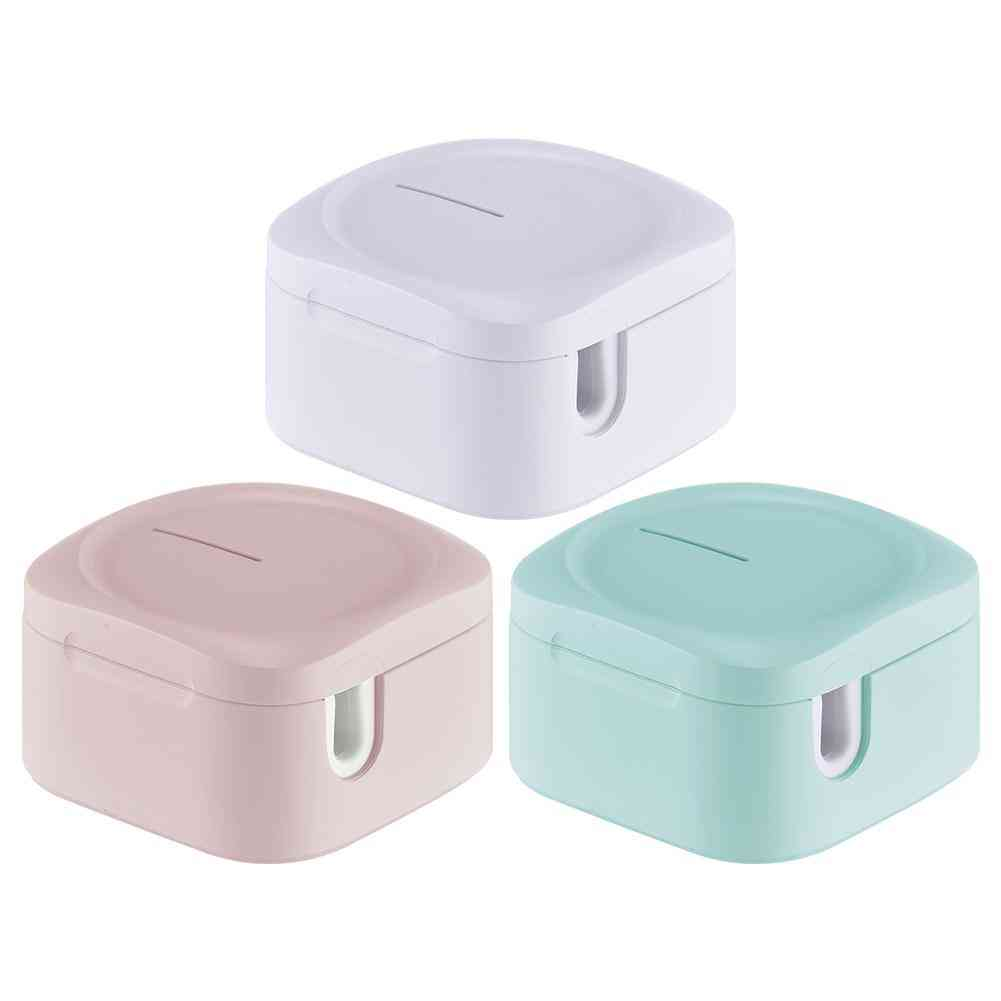 Usb Rechargeable Uv Toothbrush Sterilizer