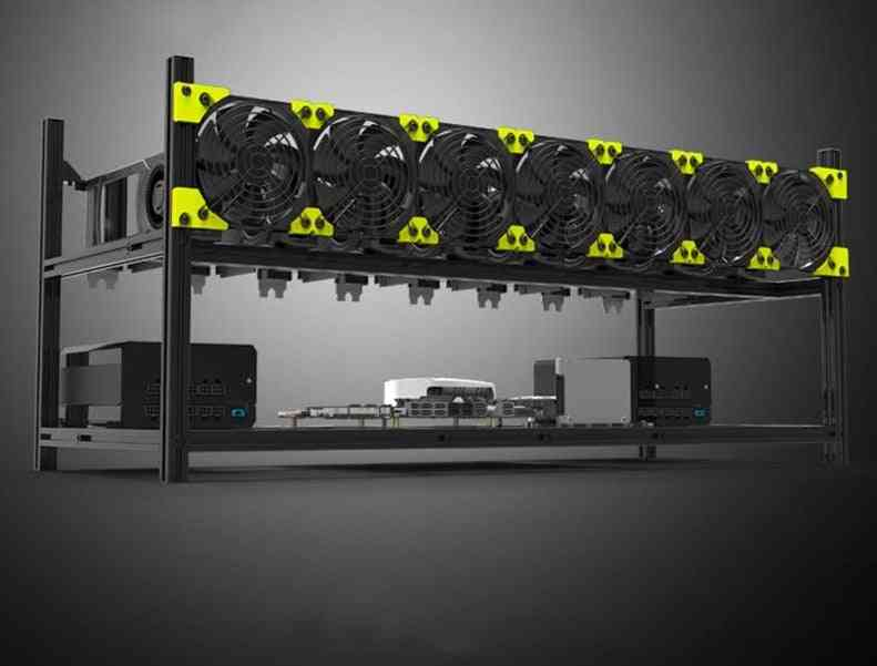 Miner Rack Pc Server Case