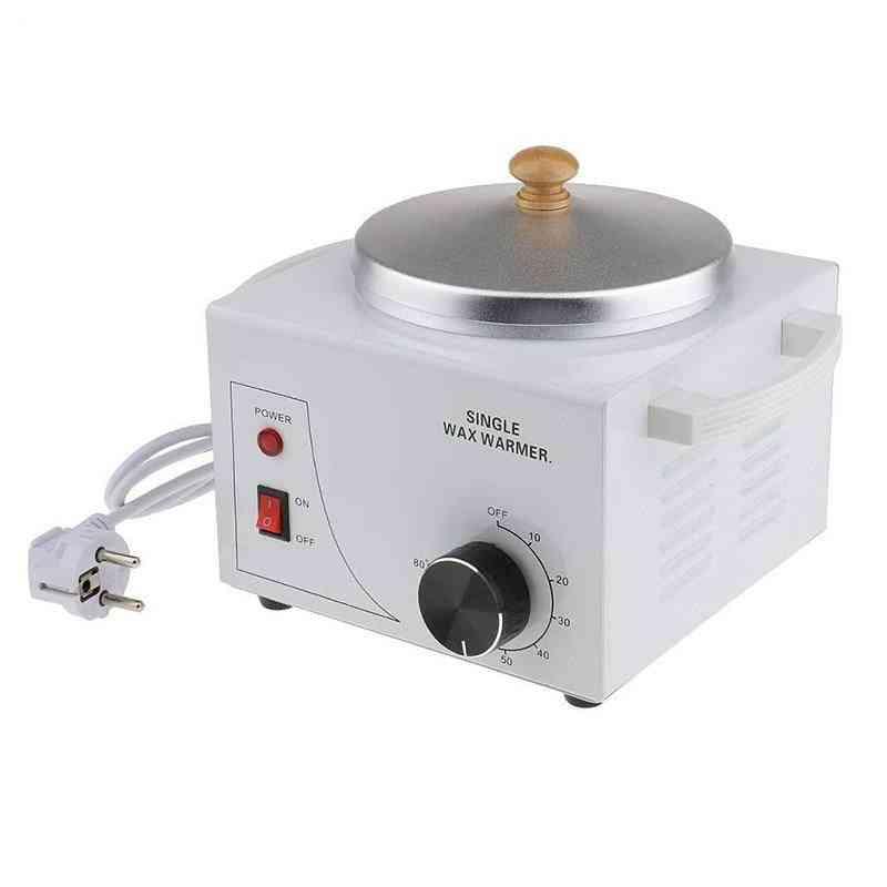 Wax Heater Single Pot Metallic Electric Waxing Machine For Professional Salon
