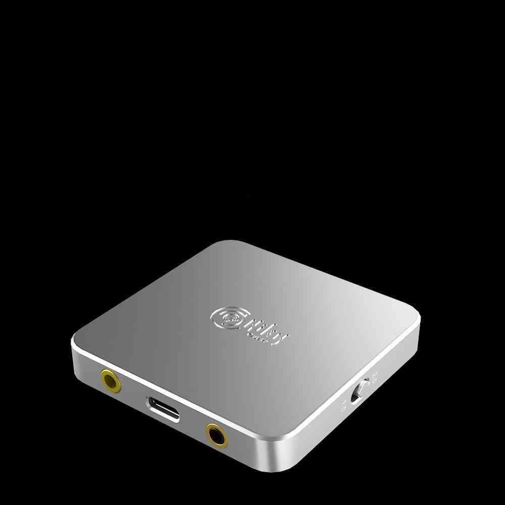 Hiby Fd1 Usb Headphone Amplifier Decoding Deskstop