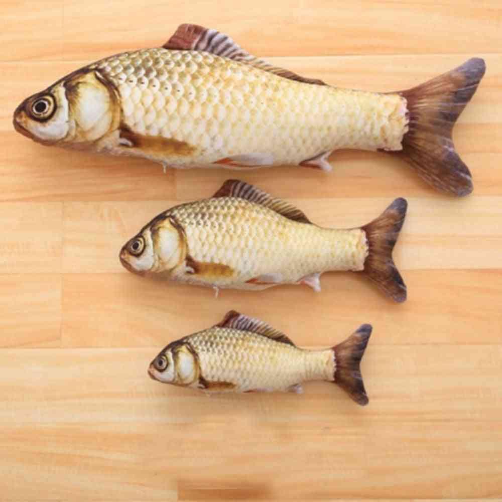Fish Shape Cat