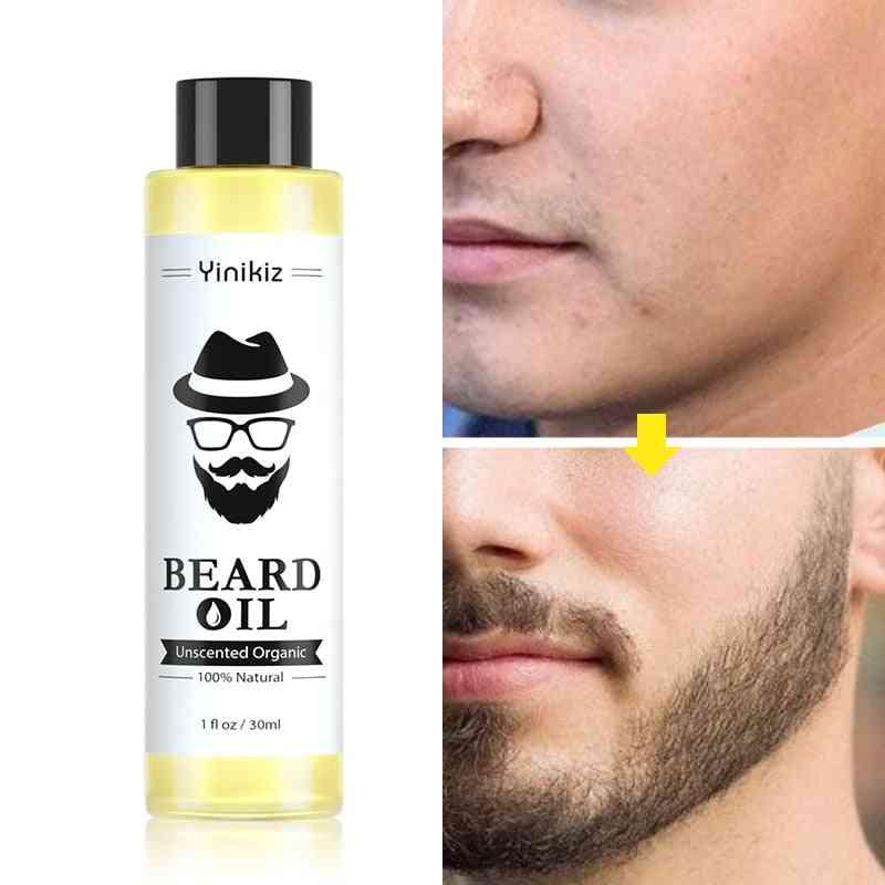 Men Styling Moustache Cream Beard Oil Kit