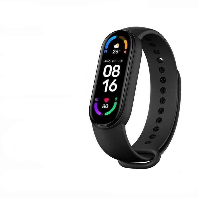 Sport Wristband Heart Rate Fitness Tracker  Bluetooth 5.0 Smart Band Color Bracelet