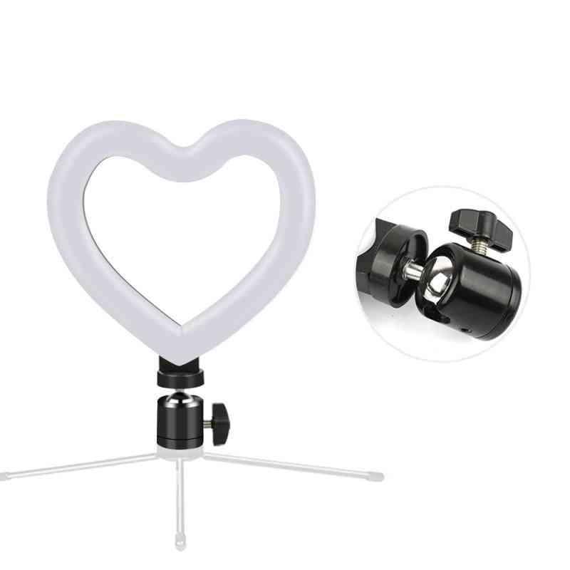 Heart-shaped Led Ring