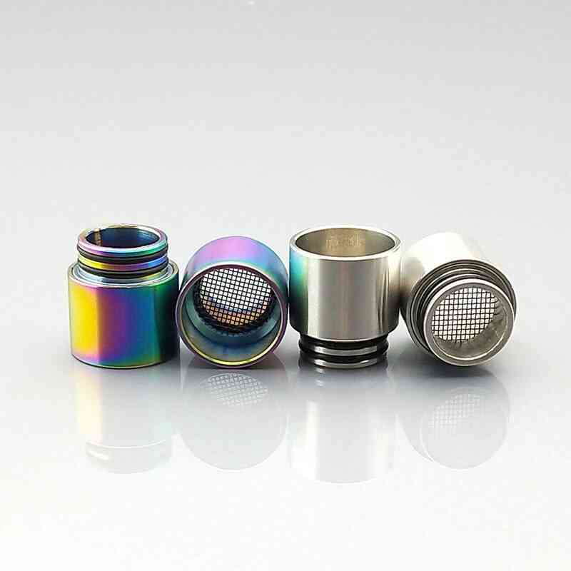 Anti Splatter Drip With Double O Ring Oil Belt Filter Cigarette Holder