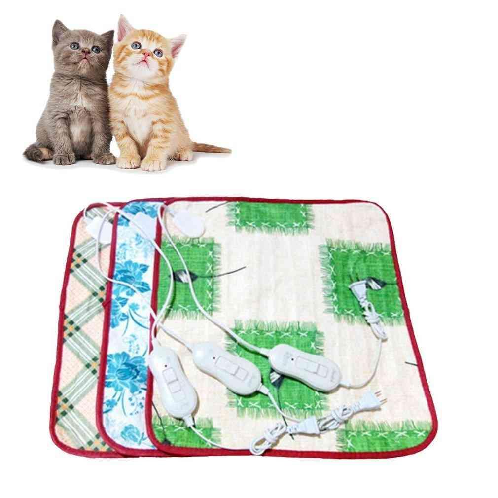 Anti-scratch Pet Electric Heating Blanket