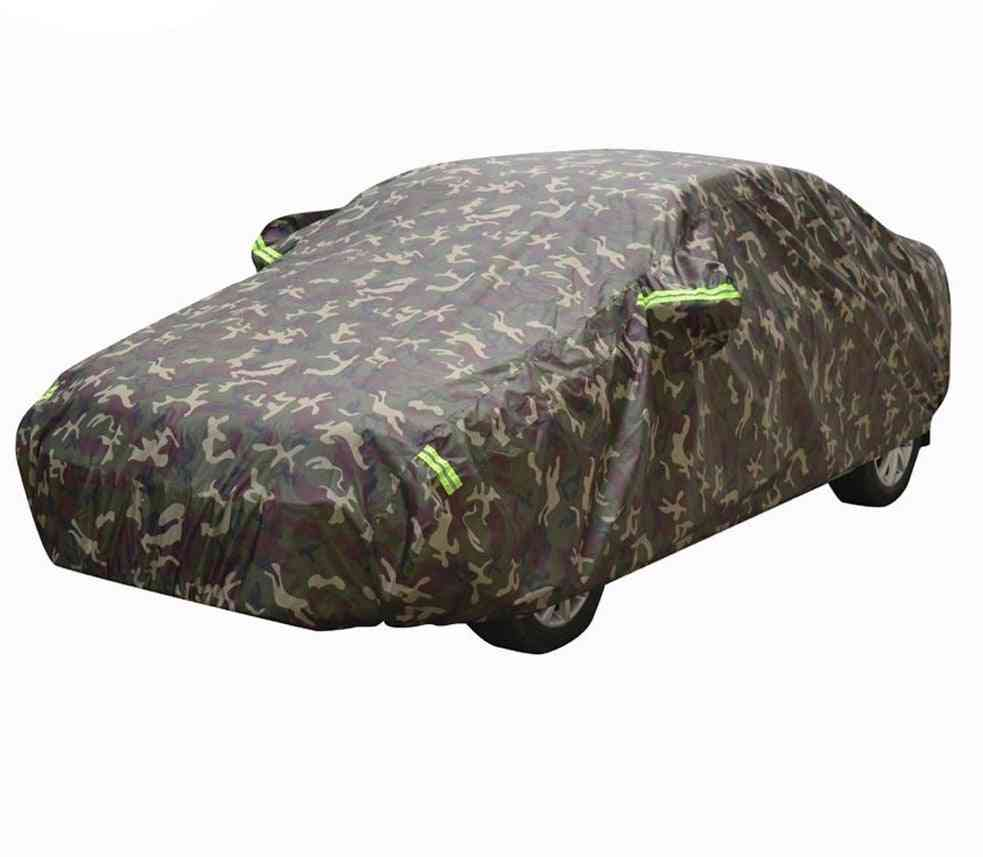 Oxford Cloth Winter Full Car Covers