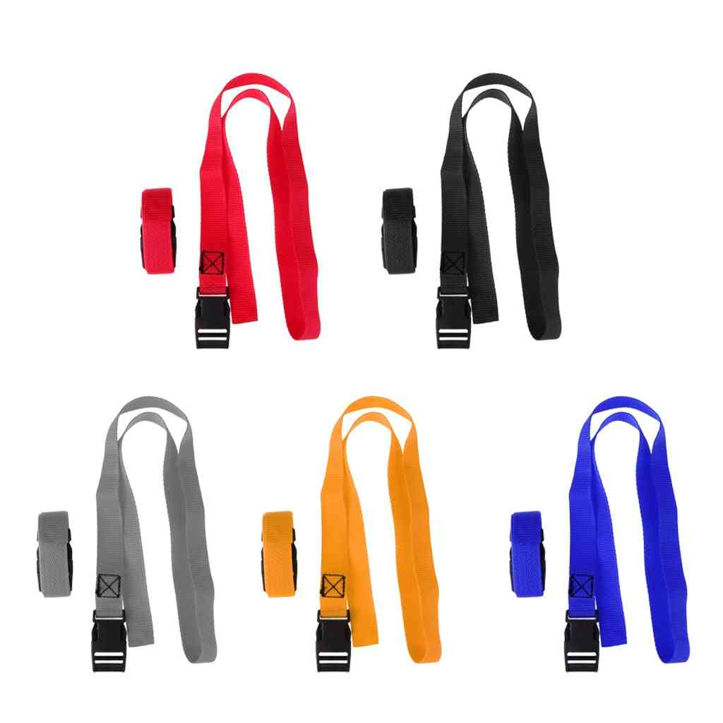Luggage Tie Down Strap For Sports Car